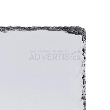 Sublimation Rectangular Photo Slate Rock Stone, 20x30 cm.