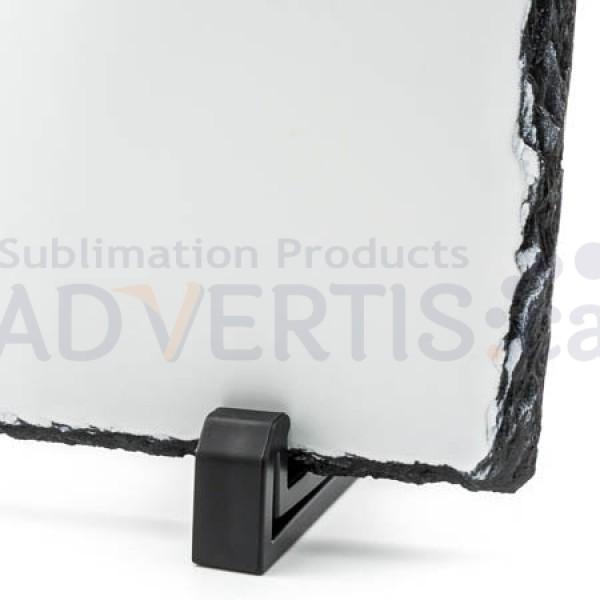 Sublimation Rectangular Photo Slate Rock Stone, 15x20 cm.