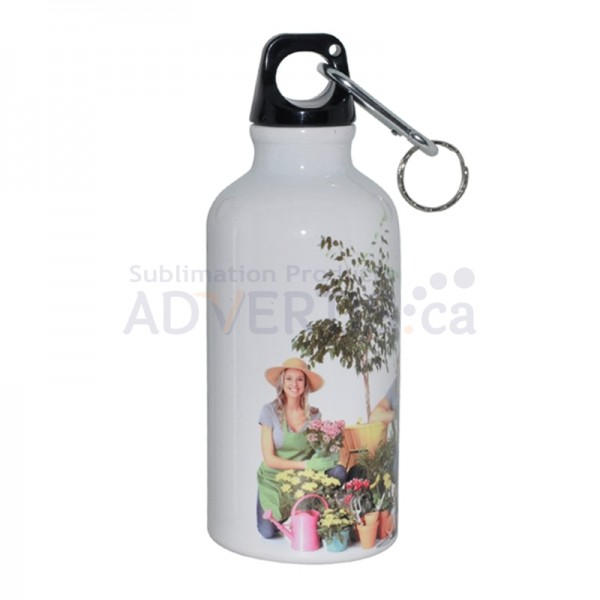 600ml. Sublimation Aluminum Travelling Sports Water Bottle