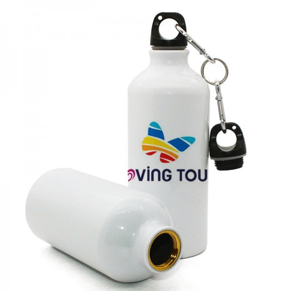 750ml. Sublimation Aluminum Travelling Sports Water Bottle