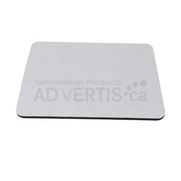 Sublimation Rectangular Mouse Pad, 23.5x19.5x0.3cm.