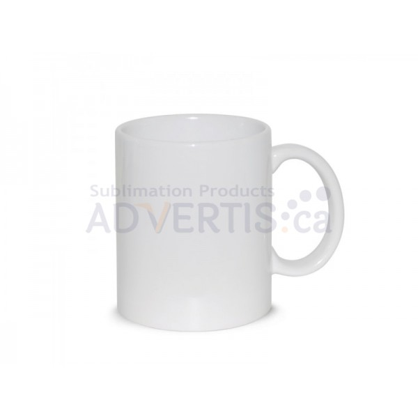 11oz. White Sublimation Ceramic Coffee Mug (36 pack)