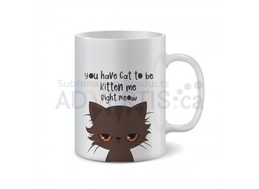 15oz. White Sublimation Ceramic Coffee Mug With Individual Gift Box (12 Pack)