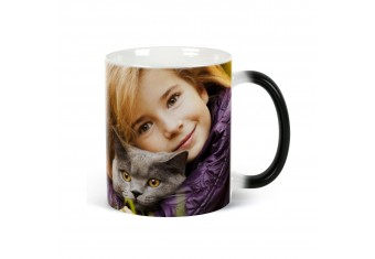 Enjoy your coffee or tea every morning with our mug!