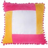 Sublimation Square Soft Plush Pillowcase, 40x40 cm.