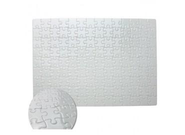 Sublimation Jigsaw Puzzle, 27x18cm, 126 pcs.