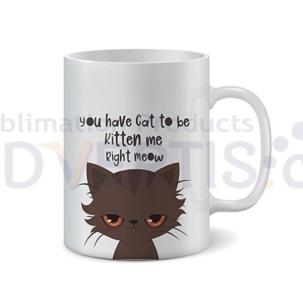 15oz. White Sublimation Ceramic Coffee Mug (36 Pack)